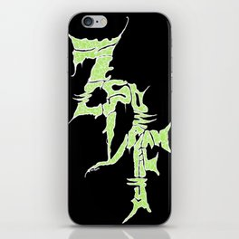 Zeds Dead Family iPhone Skin