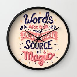 Source of Magic Wall Clock