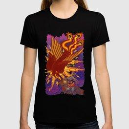 The Phoenix and The Pilgrim T-shirt