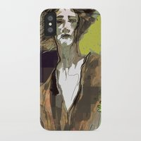 sandman iPhone & iPod Cases featuring the sandman by thimblings