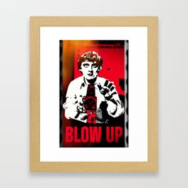 Blow Up Framed Art Prints Society6