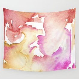 pink wash Wall Tapestry