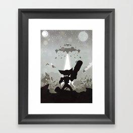 Ratchet & Clank: The Movie Framed Art Print