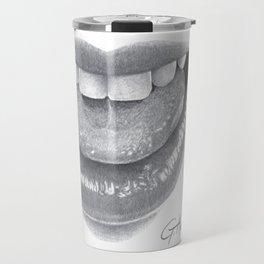 Malizia / Malice - Naughty Lips - Mouth Travel Mug