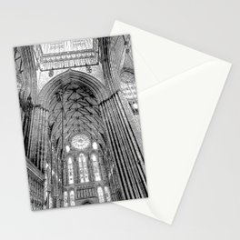 York Minster Art Sketch Stationery Cards