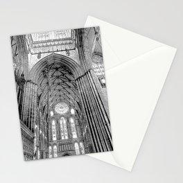 York Minster Art Sketch Stationery Cards