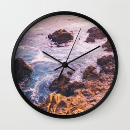 Big Sur California Wall Clock
