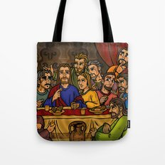JC: The Last Supper Tote Bag