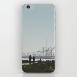 Love in Unexpected Places iPhone Skin