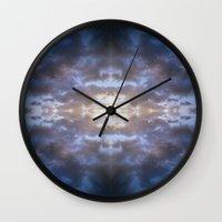 infinite Wall Clocks featuring infinite by wegotitallwrong