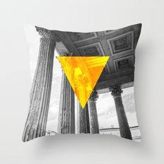 Maison Carrée, Nimes Throw Pillow