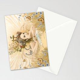 Animal princess Stationery Cards