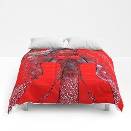 pOOs star of #GirlPower Rhules: from original tetkaART Comforters