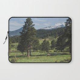 Rocky Mountain Elk Laptop Sleeve