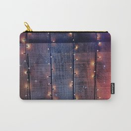 Whimsy and Rustic Carry-All Pouch