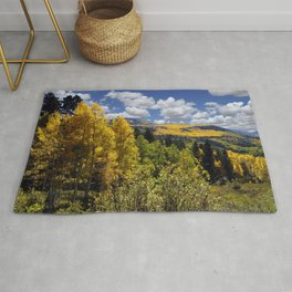 Autumn in New Mexico Rug