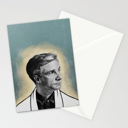 Conductor of Light - John Watson Stationery Cards