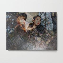 The Valente Sisters, No. 19 Metal Print
