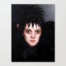 Lydia, Lydia, Lydia! Canvas Print