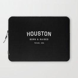 Houston - TX, USA (Arc) Laptop Sleeve