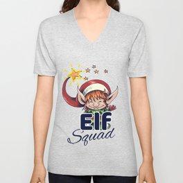 Elf Squad Unisex V-Neck