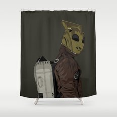 T. R. Shower Curtain