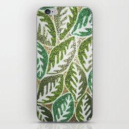 Leaves 3 iPhone Skin