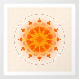 bunkou-002 Art Print