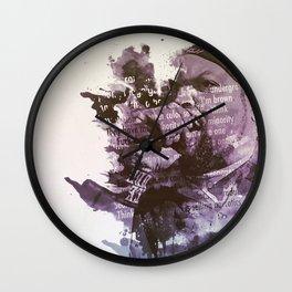 Fuk Da Police - 1988 Wall Clock