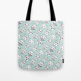 Pittie Pittie Please! 3 Tote Bag