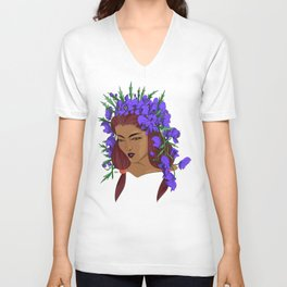 Wolfsbane Unisex V-Neck