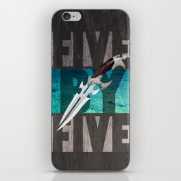 Five by Five iPhone Skin