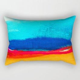 Illusions Of Bliss 1K by Kathy Morton Stanion Rectangular Pillow