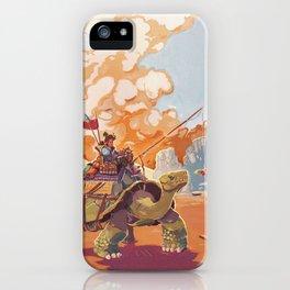 Tortuga iPhone Case