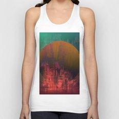 Fantastic Planet / Urban Fantasy 10-01-17 Unisex Tank Top