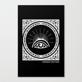 RYN - Eye In the Sky Canvas Print