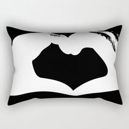 hand of heart Rectangular Pillow