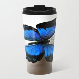 Papilio Lorquinianus Metal Travel Mug