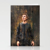 hamlet Stationery Cards featuring Hamlet by Wisesnail
