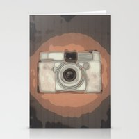 camera Stationery Cards featuring Camera by Mr and Mrs Quirynen