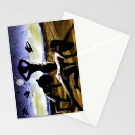 3 Women Stationery Cards