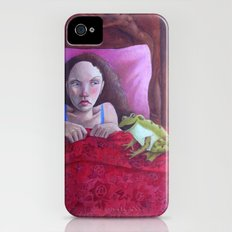 The Frog Prince iPhone (4, 4s) Slim Case