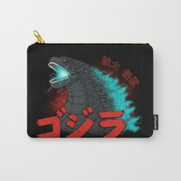 Mighty Kaiju Gojira Carry-All Pouch