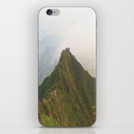 Ridge And War Bunker iPhone Skin