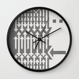 Checkaro Wall Clock