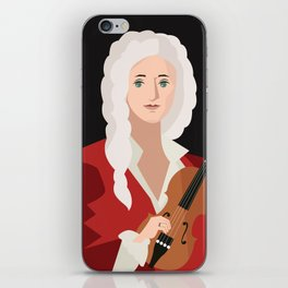 great italian classical music composer iPhone Skin