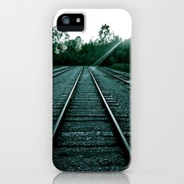In Due Time iPhone Case