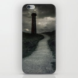 Mysterious Lighthouse iPhone Skin