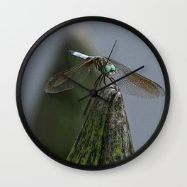 Launch Pad Wall Clock