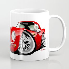 Ferrari GTO250 caricature Coffee Mug